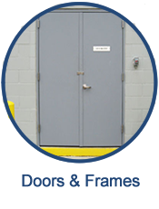 GEF Door Systems are engineered to withstand the most corrosive environments