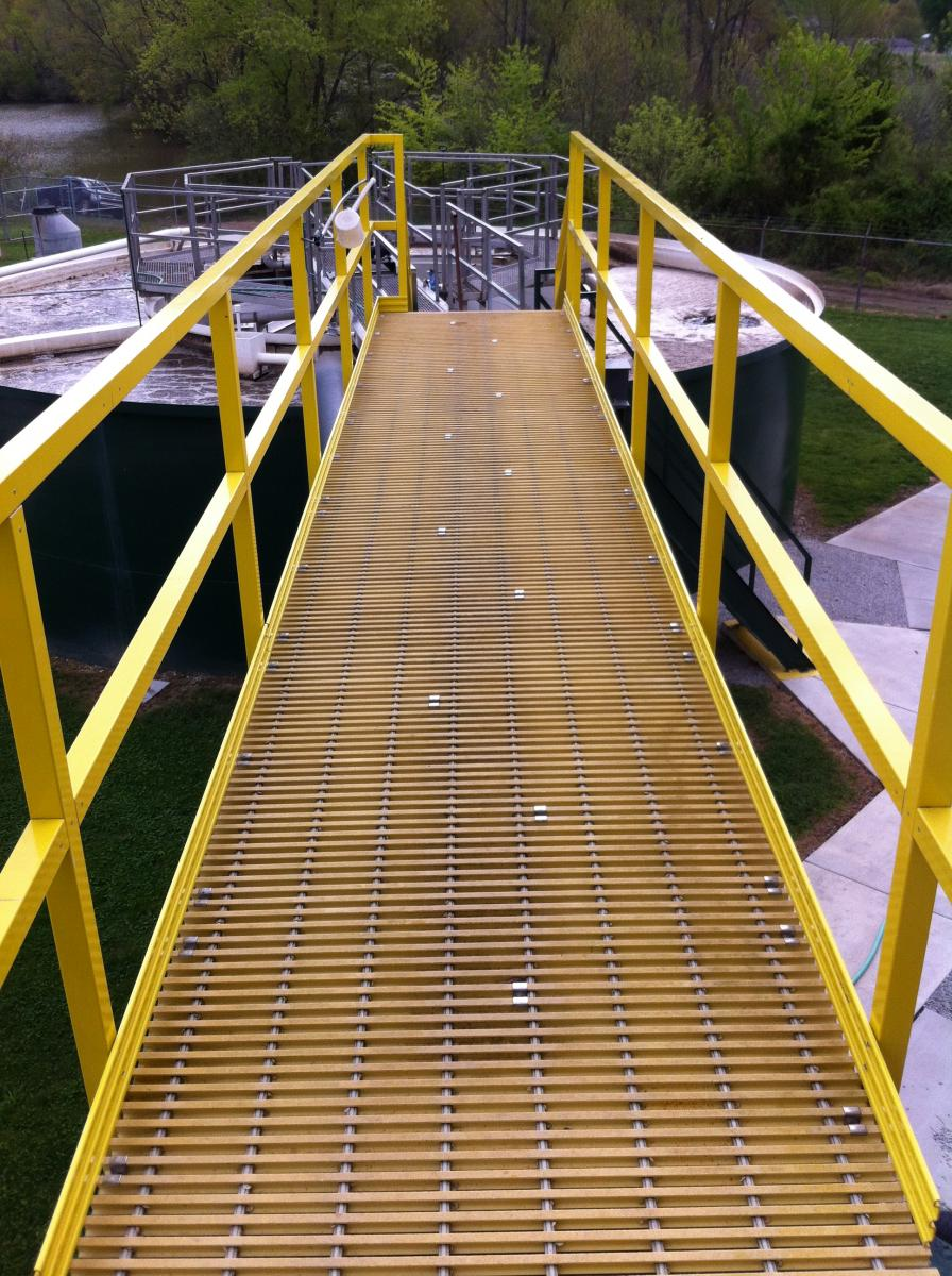 Stair Systems, Platforms and Walkways