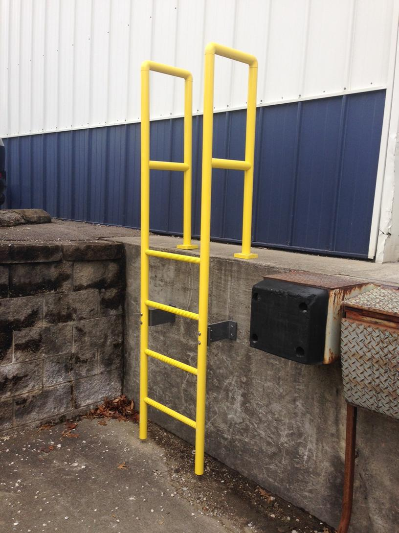 Ladders And Cages Gef Inc