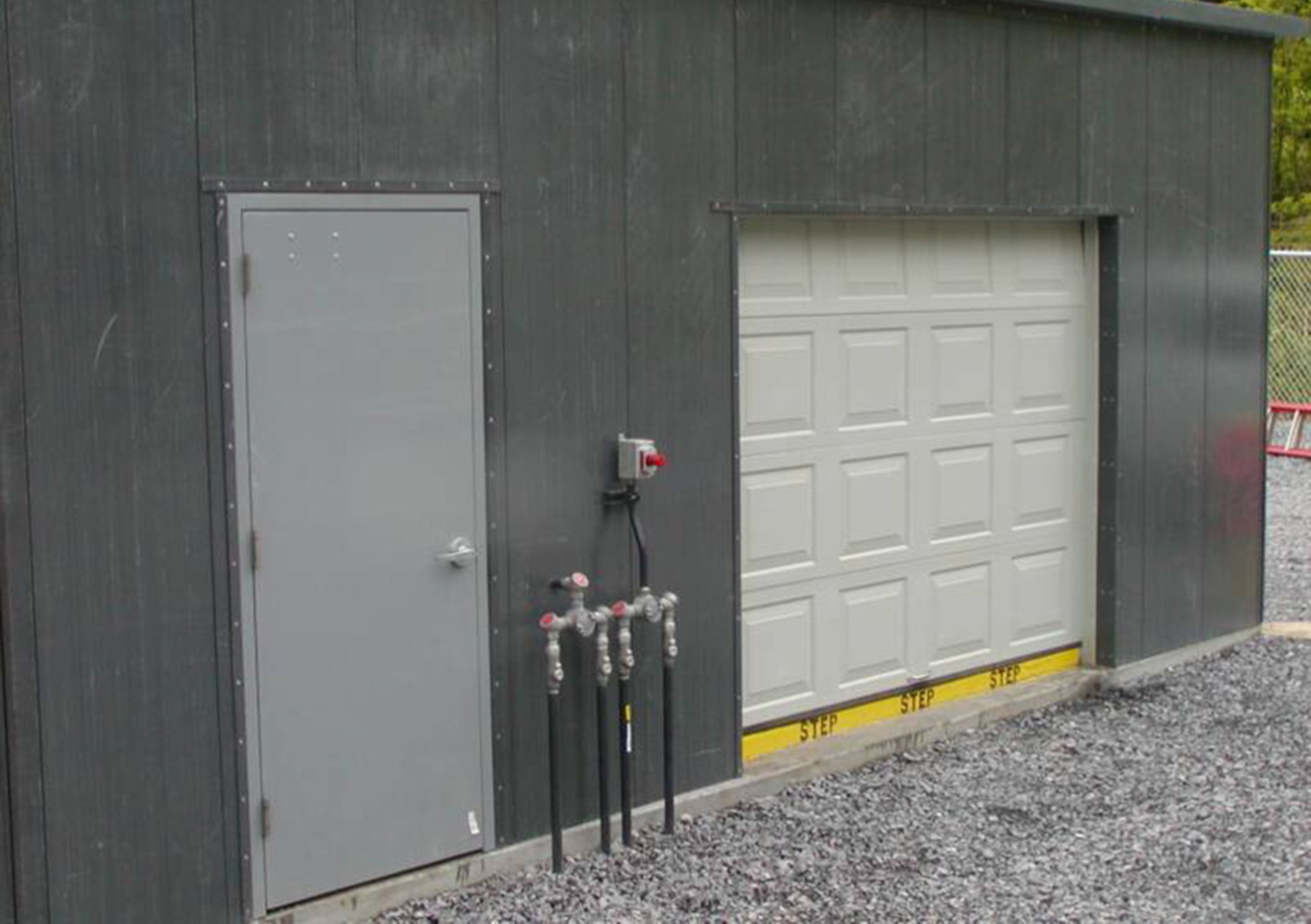 Fiberglass Doors and Frames
